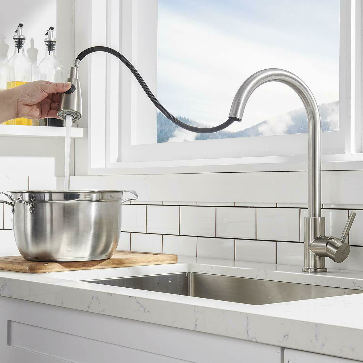 Picture of Kitchen Pull-Out Faucet