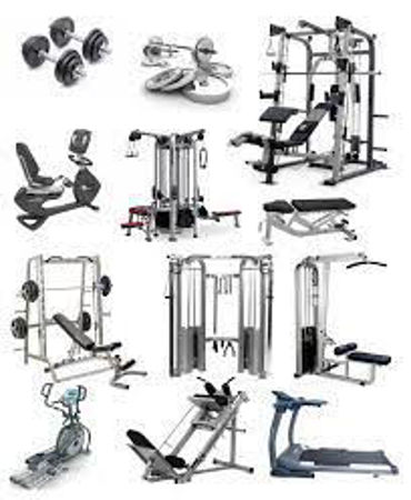 Picture for category HOME GYM & WEIGHT EQUIPMENT