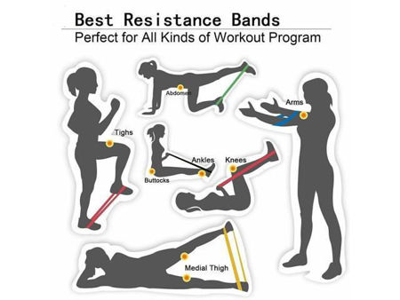 Picture for category FITNESS BANDS